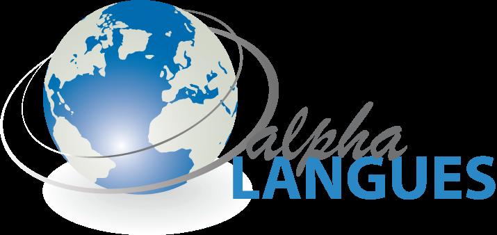ALPHA LANGUES Depuis 1987 à votre service en formations linguistiques